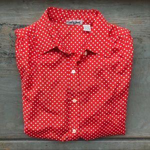 Vintage Evan Picone button up blouse